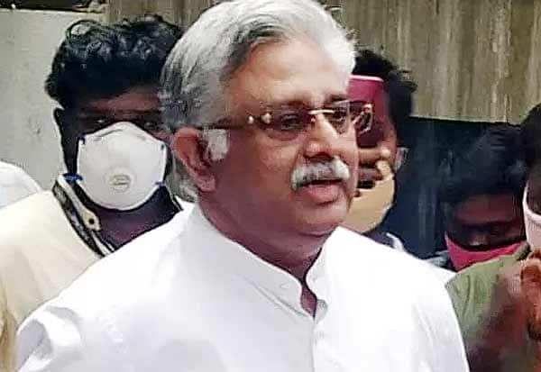 புதிய கட்சி, அர்ஜூனமூர்த்தி