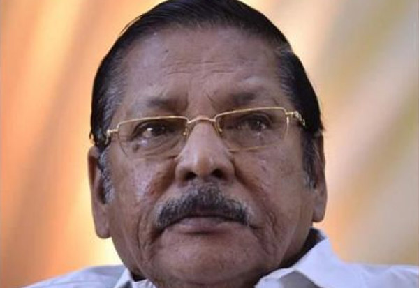 RS Bharathi, DMK, Member of Rajya Sabha, MP