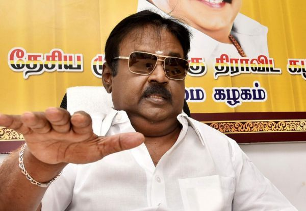 Vijayakanth, DMDK, TN election
