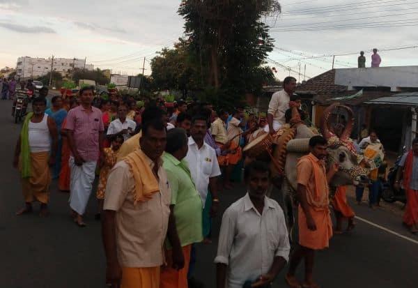 சிவநாதபுரம் கோவில் கும்பாபிஷேகம்