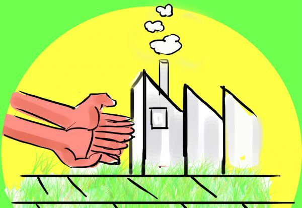 தொழில் நிறுவனங்களுக்கு 3,000 ஏக்கர் நிலம் தயார்!