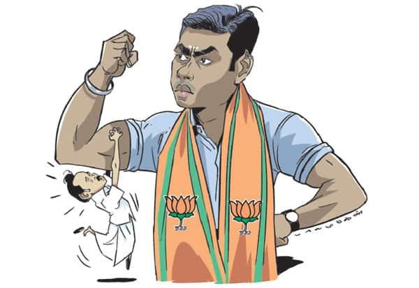 kushboo, annamalai, BJP, TN election