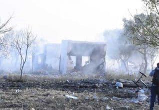 சிவகாசி பட்டாசு விபத்தில் 5 பேர் பலி: 2 வாரங்களில்  ...