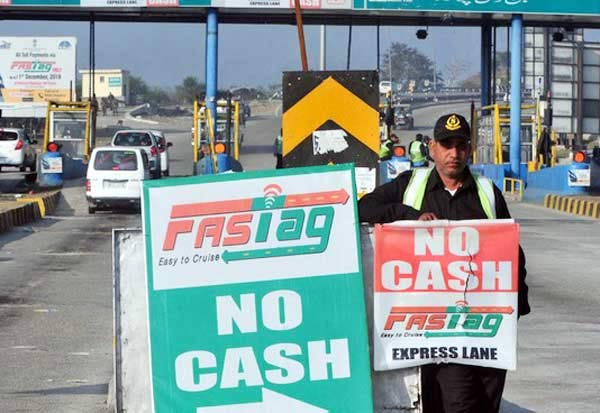 FASTags drive toll collections to 1-day record of Rs 102 crore