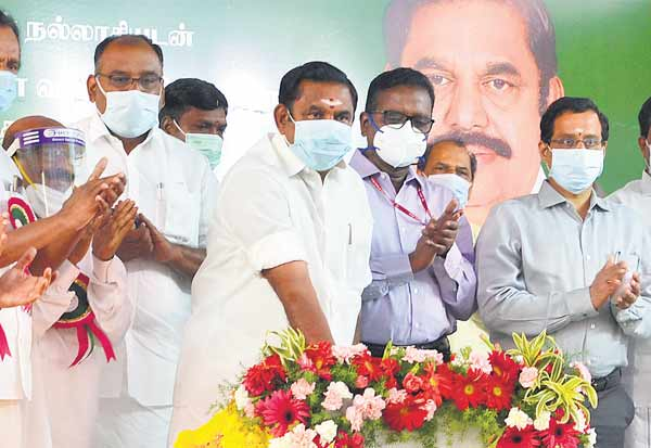 Edappadi Palanisamy, TN election, விவசாய கடன் தள்ளுபடி