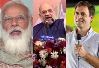தமிழ் மீது மோடி, அமித்ஷா, ராகுல் காட்டிய ஆர்வம் : ...