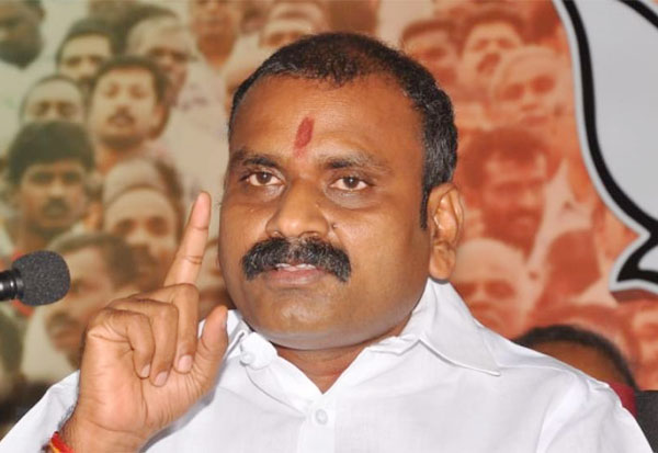 BJP, Murugan, TN election