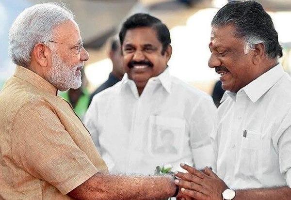 BJP, ADMK, TN election, alliance