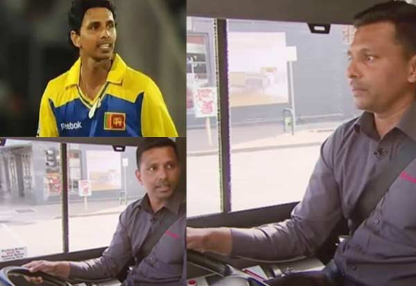 ex-Sri Lanka player drives bus in Australia to make ends meet