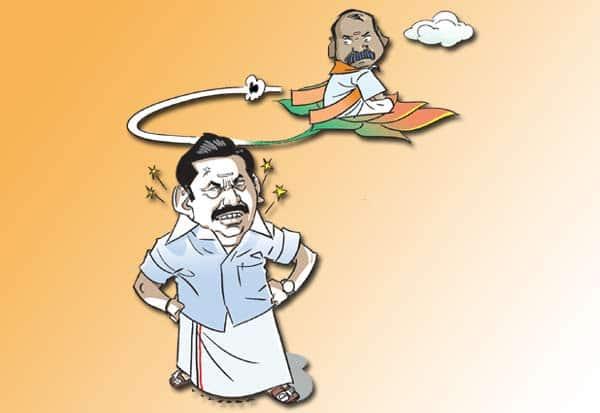 ADMK, BJP, TN election, OPS, EPS,  அதிமுக, பாஜ, பாச்சா, பலிக்குமா