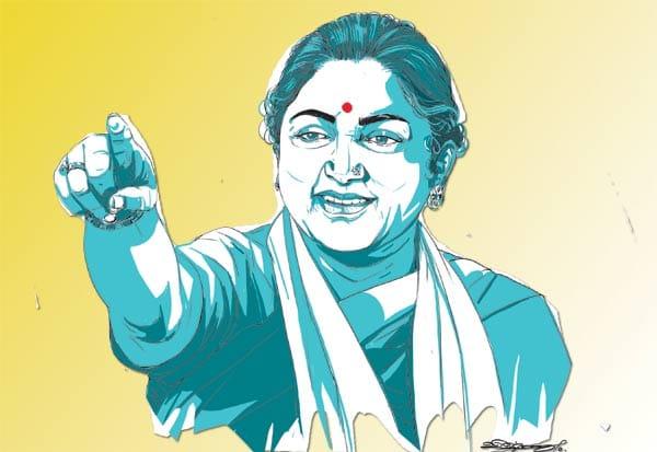 BJP, kushboo, TN election 2021