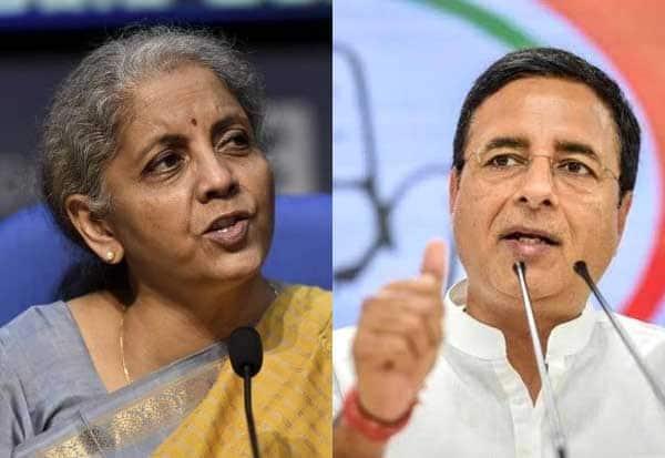 NirmalaSitharaman, InterestRate, Congress, நிர்மலா சீதாராமன், சிறுசேமிப்பு, வட்டி விகிதம், காங்கிரஸ், விமர்சனம்