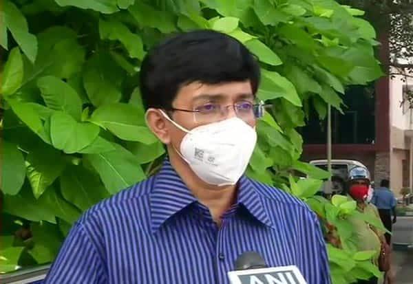 Radhakrishnan, Mask, Election, Vote