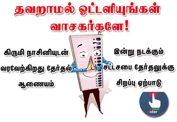 TN election, Tamilnadu Elections 2021, TN Assembly election, vote, voters