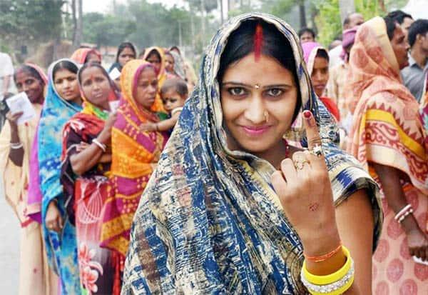 Kerala, Assam, West Bengal, Voting, polling