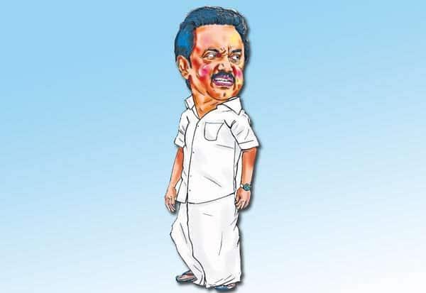 DMK, MK Stalin, Stalin, TN election 2021, ஓட்டுப்பதிவு, இயந்திரங்கள்,பாதுகாப்பு