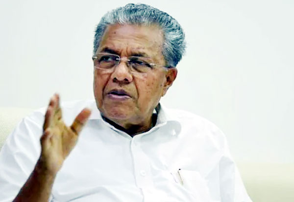 Kerala CM Pinarayi Vijayan tests positive for Covid-19, stable பினராயி விஜயன், கொரோனா,உறுதி
