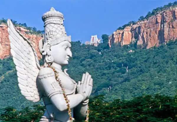 Hanuman, birthplace, Tirumala, TTD, ugadi