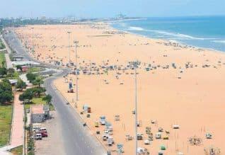 சென்னை கடற்கரை பகுதிகளில் கட்டுப்பாடு: மாநகராட்சி ...