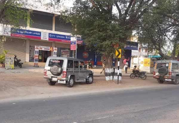 அன்னூர் அருகே வங்கி ஏ.டி.எம்.,மில் கொள்ளை முயற்சி