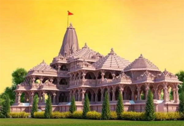 ayodhya, ram temple, cheques bounce, donation