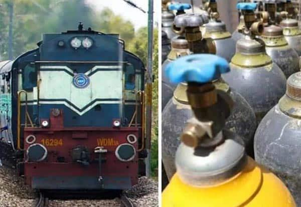 Oxygen Express Trains, Railways, India Fight Covid, ஆக்சிஜன் எக்ஸ்பிரஸ், ரயில்வே