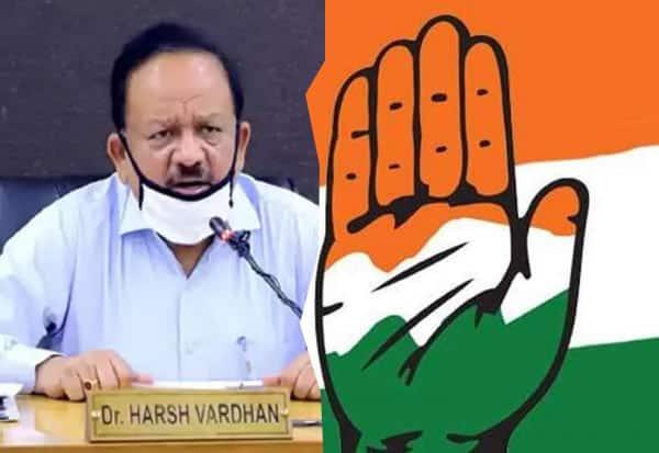 Congress, Slams, HarshVardhan, Letter, Manmohan Singh, No Matter, ஹர்ஷவர்தன், காங்கிரஸ், பதிலடி, மன்மோகன் சிங், கடிதம்