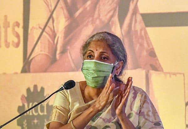 Nirmala Sitharaman, Economy, CovidSecondWave, நிர்மலா சீதாராமன், பொருளாதாரம், மறுமலர்ச்சி