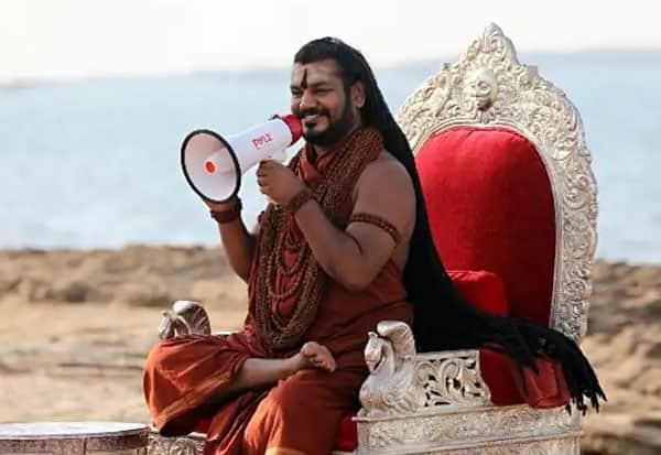 கொரோனா பீதியில் நித்தியானந்தா..!