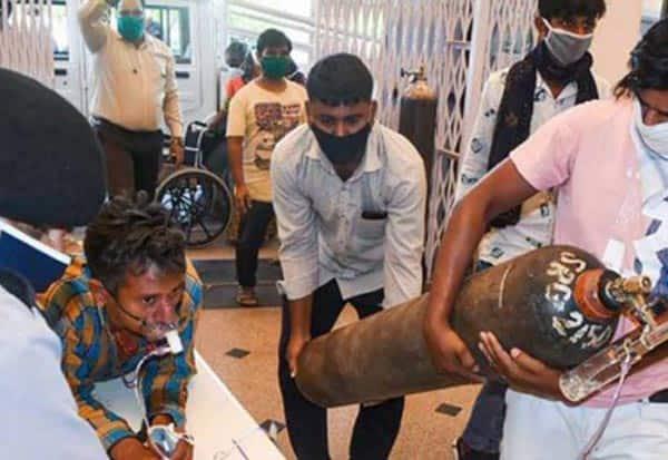 Karnataka, Hospital, Oxygen Shortage, 24 Patients, Die, கர்நாடகா, மருத்துவமனை, ஆக்சிஜன், பற்றாக்குறை, நோயாளிகள், பலி