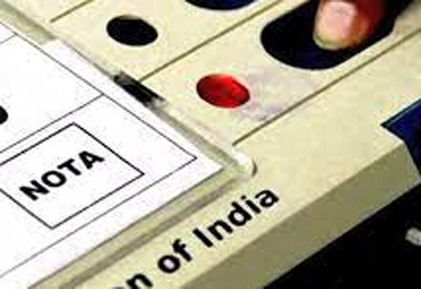 Nota, TN election, election results 2021