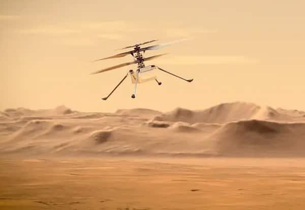 NASA, Mars Rover, Perseverance, Captures, Audio, Video, Ingenuity Helicopter Flight, நாசா, பேர்சேவேரன்ஸ், வீடியோ