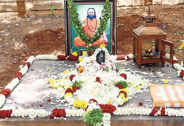 ஓங்காரநந்த சுவாமிகள், சம்ஸ்ஹாரம்