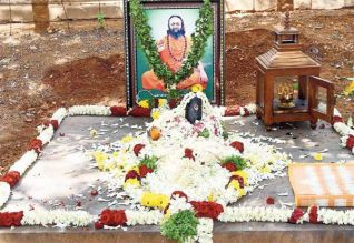 ஓங்காரநந்த சுவாமிகள் உடல் தேனியில் 'சம்ஸ்ஹாரம்'