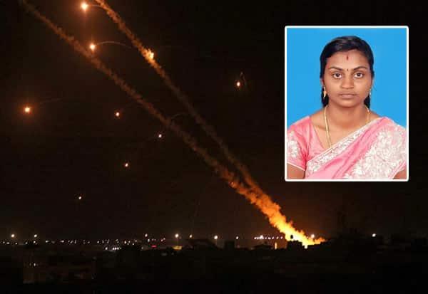 Israel, rocket attack, Hamas, Kerala woman, death