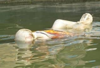 கங்கையில் நேற்றும் பிணங்கள்; பீதியில் உறைந்த பீஹார் ...