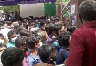 சென்னை நேரு உள் விளையாட்டு அரங்கில் ரெம்டெசிவிர்: ...