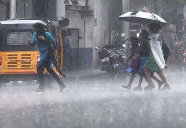 நீலகிரி, கனமழை, எச்சரிக்கை, வானிலை மையம், சென்னை