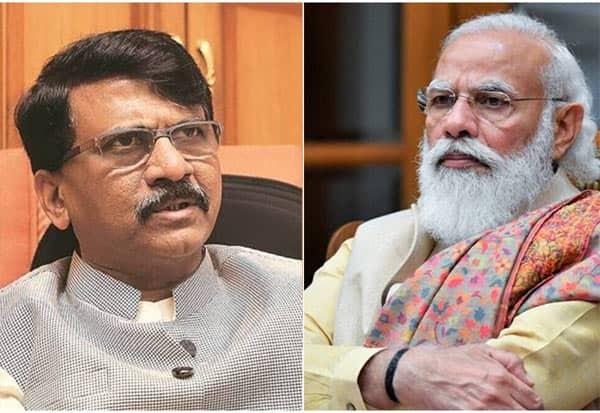 Narendra Modi, top leader, Sanjay Raut, BJP, Shiv Sena