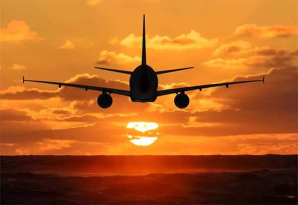 China, India, flight