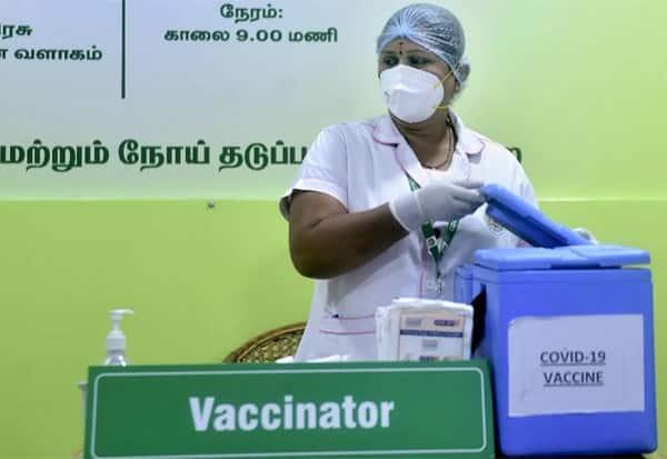 Tamilnadu, CovidVaccine, Vaccination, தமிழகம், கோவிட், தடுப்பூசி