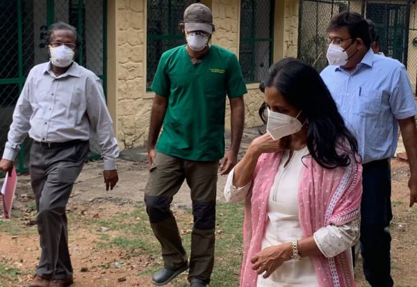 கொரோனாவுடன் 'கேனைன் டிஸ்டெம்பர்' உயிரிழந்த சிங்கத்தால் அதிகாரிகள் கவலை