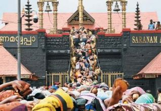 ஆனி மாத பூஜைகளுக்காக சபரிமலை நடை இன்று திறப்பு