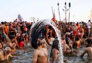 கும்பமேளாவில் 1 லட்சம் பேருக்கு போலி கொரோனா பரிசோதனை