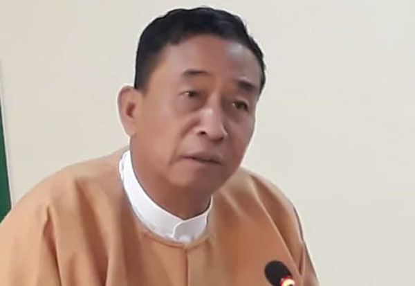 Chief Minister, Myanmar State, Refuge, Mizoram