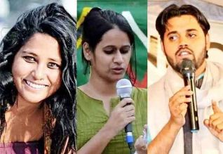டில்லி கலவர வழக்கு: பல்கலை. மாணவர்கள் 3 பேர் ஜாமினில் ...