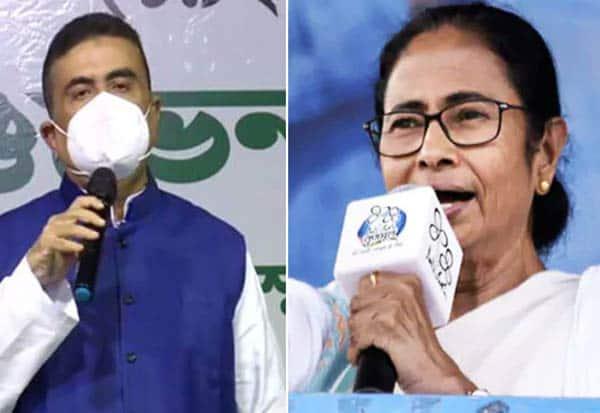 Mamata Banerjee Goes To Court சுவேந்து அதிகாரி வெற்றி, மம்தா வழக்கு தொடர முடிவுOver BJP's Suvendu Adhikari's Nandigram Win