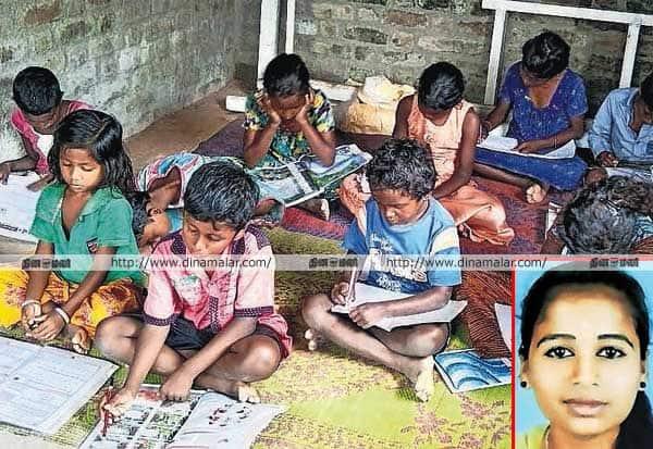 சந்தியாவை நம்பிய 20 குழந்தைகள்: கைதூக்கிவிட காத்திருக்கிறார்கள்