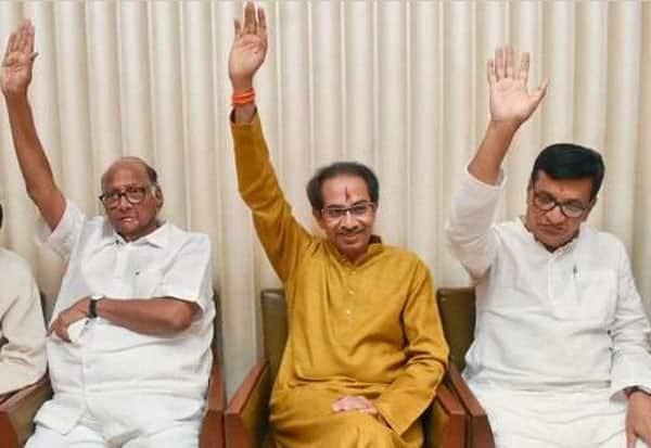 Maharashtra, NCP, Congress, Shiv Sena