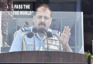 2022 ல் விமானப்படையில் ரபேல் இணைக்கப்படும்: பதாரியா